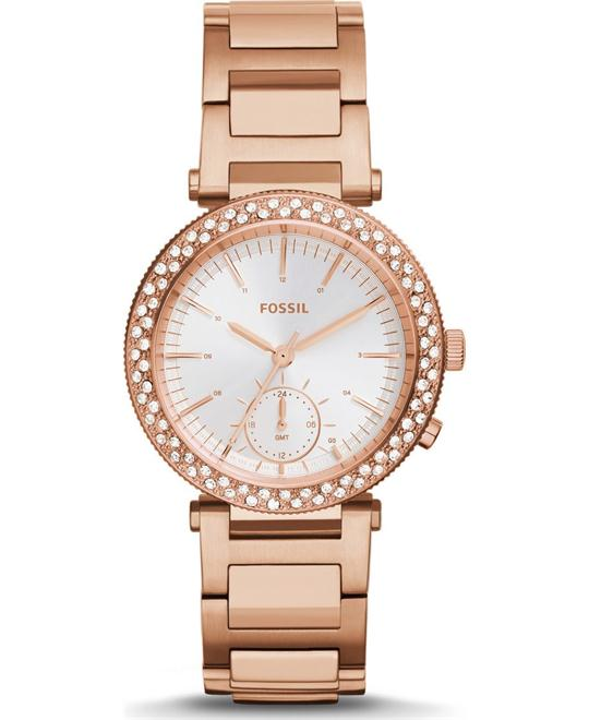 Fossil Women's Stainless Steel Watch 35mm