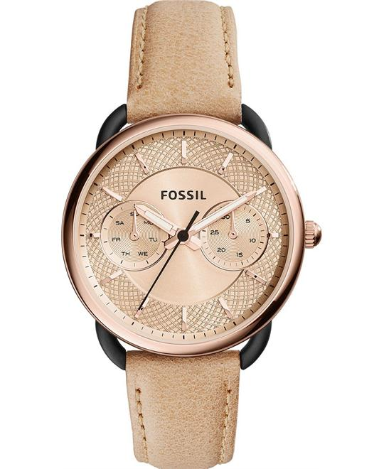 Fossil Tailor  Women's Stainless Steel Watch 35mm