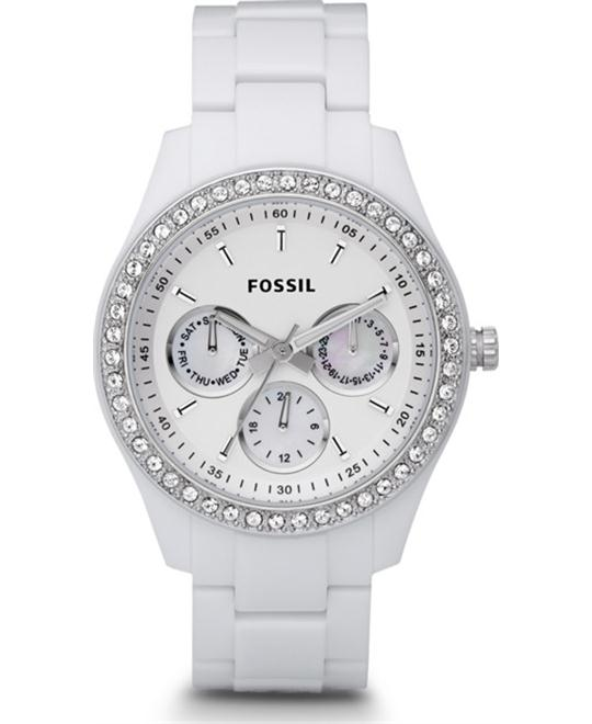 Fossil Women's Stella Day/Date Watch 37mm