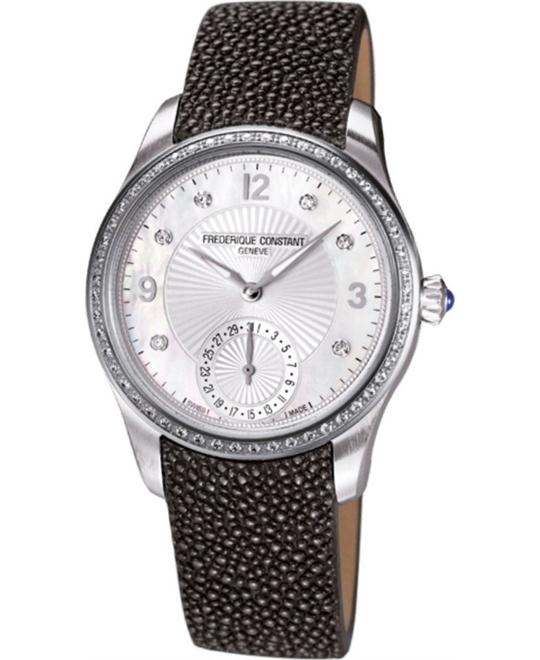 Frederique Constant FC-700MPWD3MD6 Maxime Watch 39mm