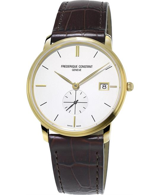 Frederique Constant Slimline FC-245N4S5 Watch 37mm