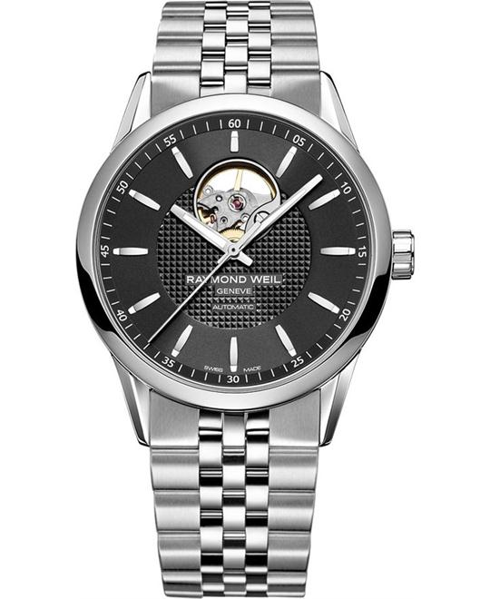 Freelancer Automatic Open Balance Watch 42mm