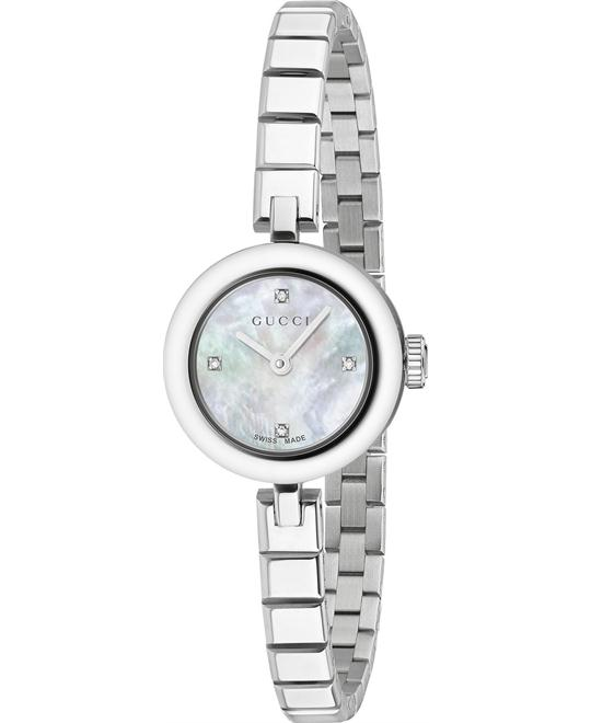 GUCCI Diamantissima Diamond Ladies Watch 22mm