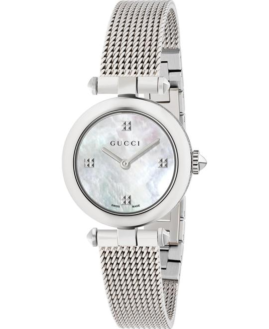 Gucci Diamantissima Small Ladies Watch 27mm