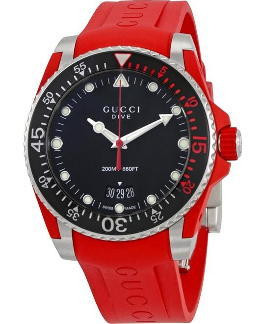 Gucci Dive Watch 40mm