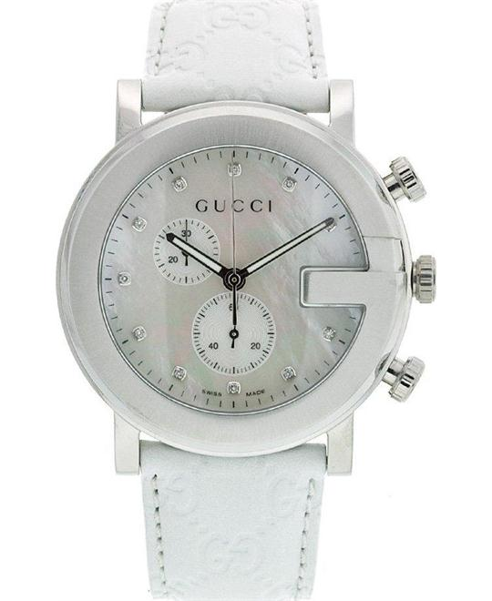 GUCCI G Chrono  Men's White Watch 42mm