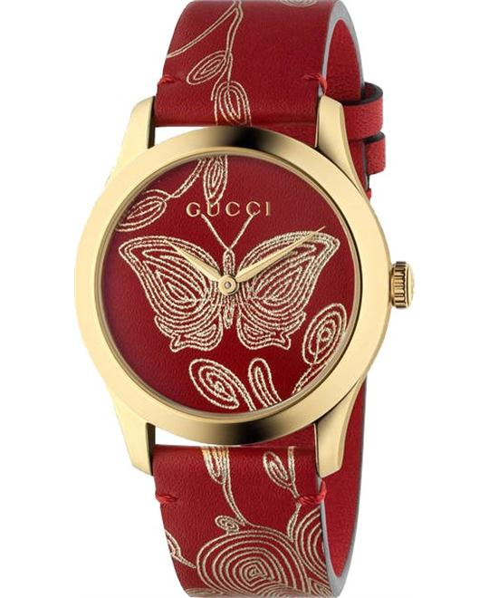 Gucci G-Timeless Butterfly Watch 38mm