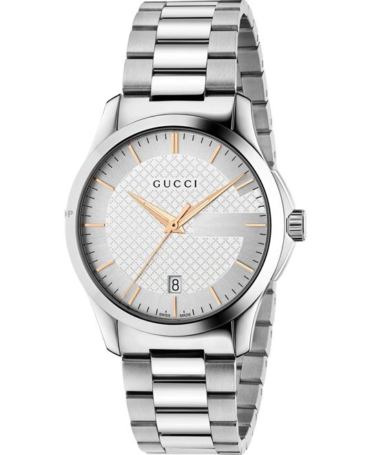 GUCCI G-Timeless Unisex Watch 38mm