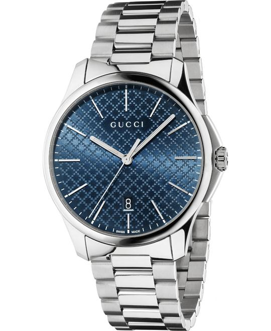 Gucci G-Timeless  Unisex Silver Watch 40mm
