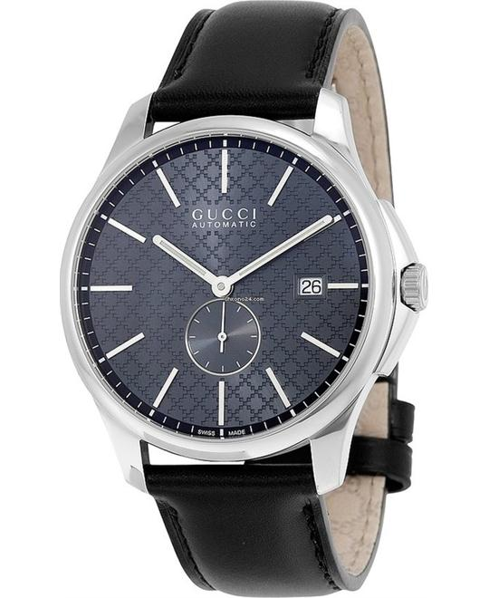 GUCCI G-Timeless YA126319 Automatic Grey Men's Watch 40mm