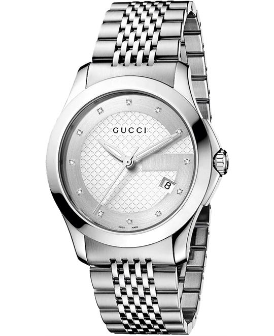 GUCCI G Timeless  Classic Men's Watch 38mm