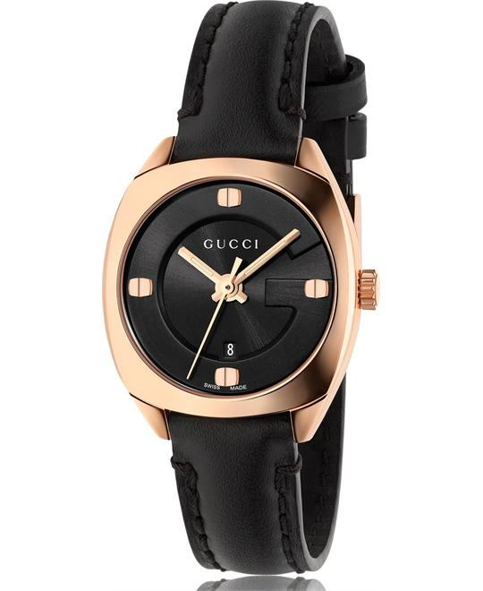 GUCCI GG2570 Black Dial Ladies Watch 29mm
