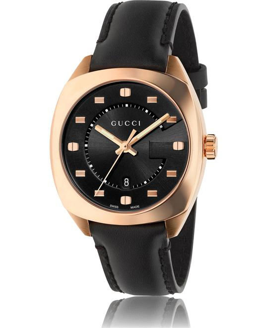 đồng hồ GUCCI GG2570 Black Dial Ladies Watch 37mm