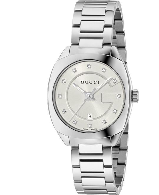 đồng hồ GUCCI GG2570 Diamond Ladies Watch 29mm