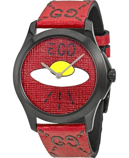 GUCCI Ghost G-Timeless Red with Watch 38mm