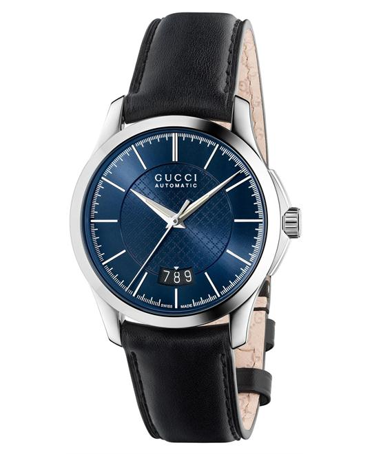 Gucci Men's Swiss Automatic G-Timeless  Watch 38mm