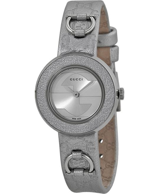 Gucci U-Play   Stainless Steel Ladies Watch 27mm