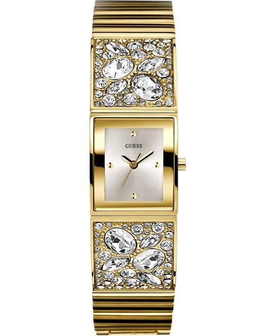 GUESS Bejeweled Women's Bracelet Watch 24mm