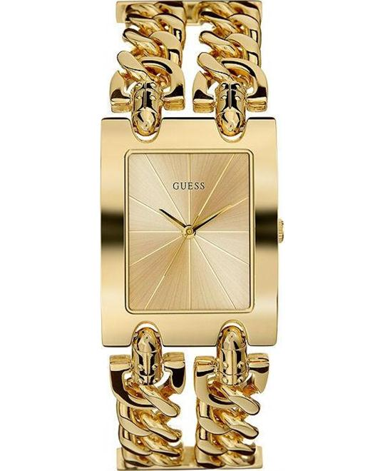 GUESS Brilliance on Links Women's Watch 39x29mm
