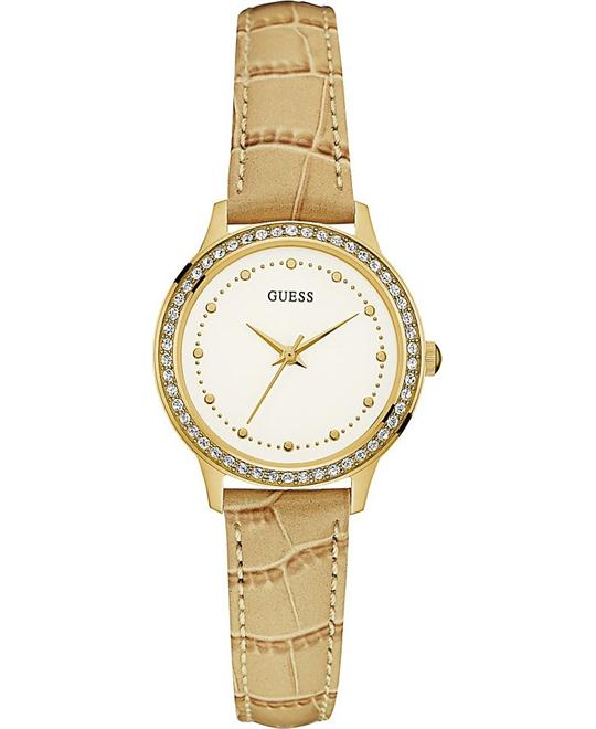 GUESS Classic Gold-Tone Women's Watch 38.5mm