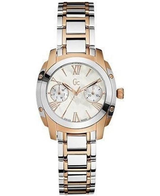 GUESS COLLECTION GC  MOP SS LADY  WATCH 33mm