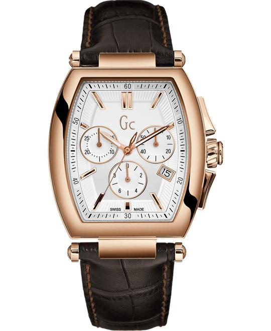 Guess Men's  RetroClass Chronograph Watch 39mm