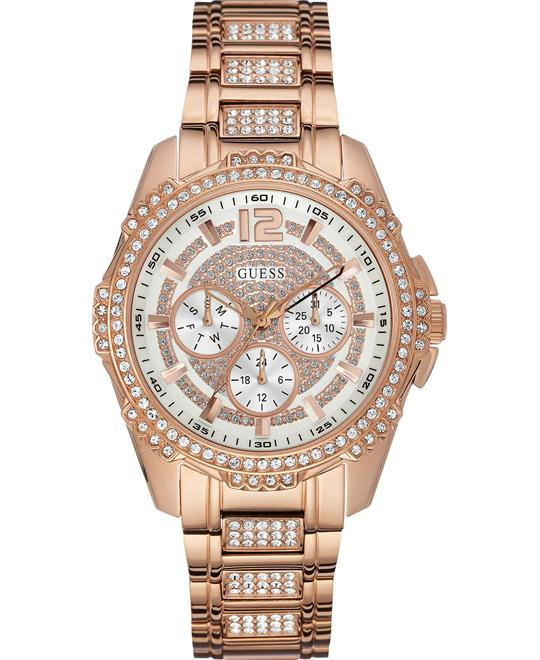 GUESS Glitz Active Chronograph Watch 42mm