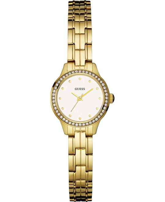 GUESS Feminine Gold-Tone Watch 23mm