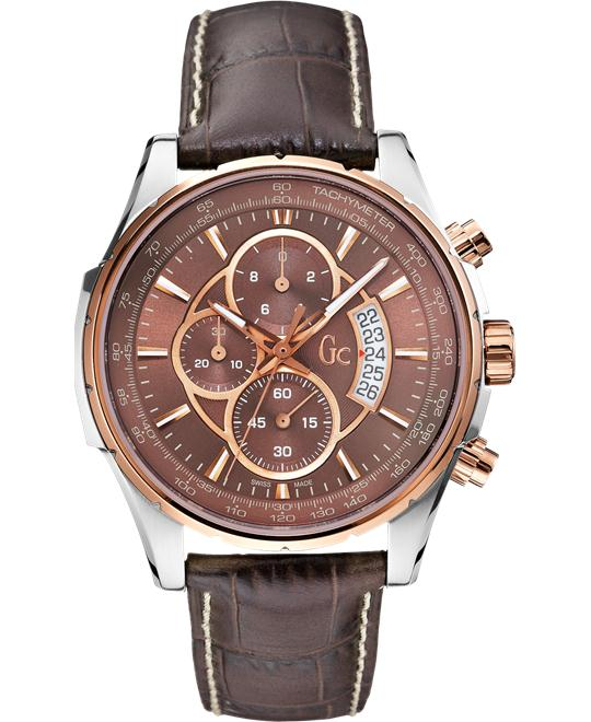 Guess Gc TechnoClass Chronograph Collection Mens, 44mm