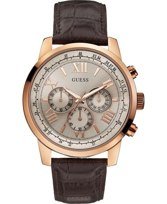 GUESS Iconic Chronograph Watch 45mm