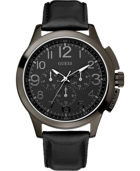 GUESS Details Casual Sport Watch 46mm