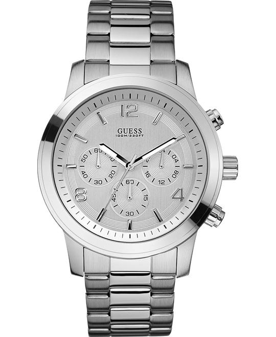GUESS Defining Style Contemporary Watchh 44mm