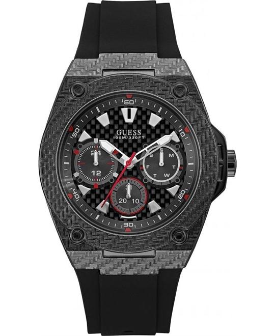 đồng hồ GUESS Quartz Silicone Casual Watch 47mm