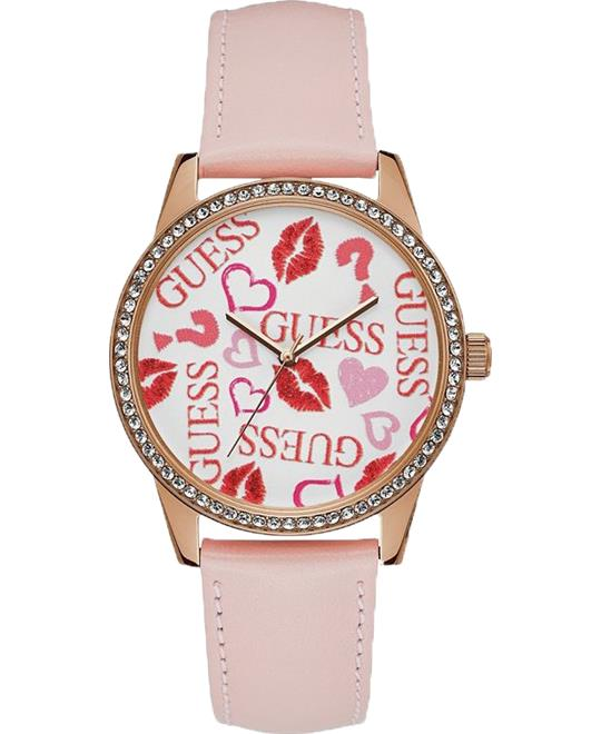 Guess Rose Gold-Tone Watch 40mm