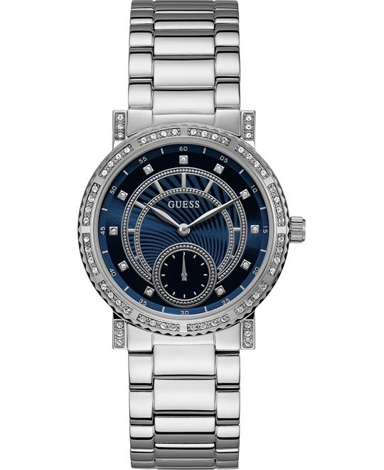 đồng hồ GUESS Stainless Steel Bracelet Watch 38mm