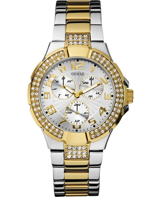 GUESS Status In-the-Round Women's Watch 36mm