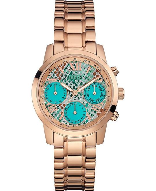 Guess Sunrise Multifunctional Women's Watch 38mm