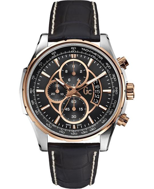 GUESS Techno Class Chronograph Watch 44mm