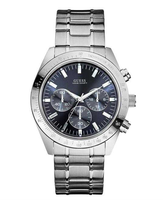 GUESS Classic Chronograph Men's Watch 43mm