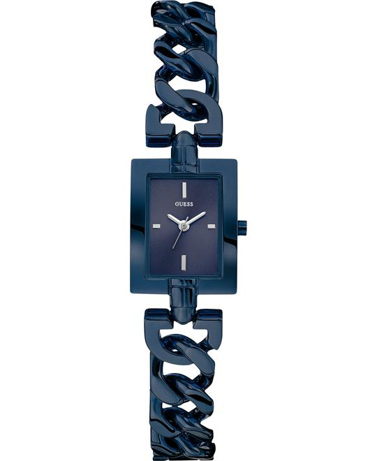 GUESS Feminine Chain Women's Watch 24x19mm