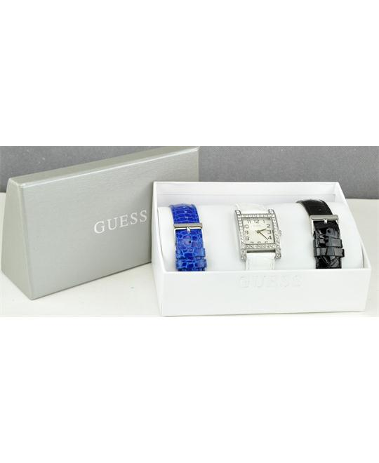 GUESS Enduring Chic Boxed Watch Set 28mm