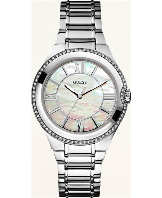 Guess Women's silver- tone Watches 38mm
