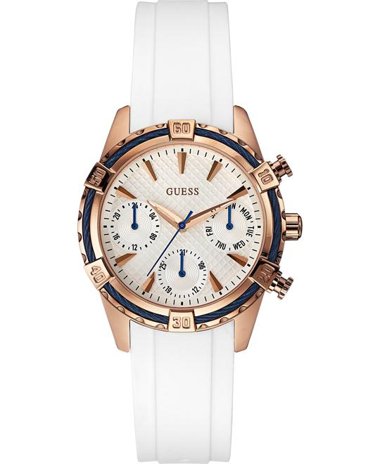 GUESS Comfortable Multi-Function Women's Watch 35mm