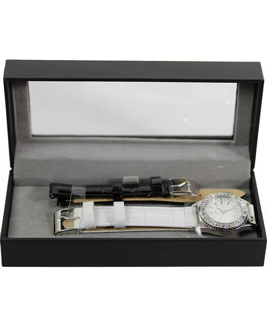 Guess Interchangeable Womens Watch Set 28mm