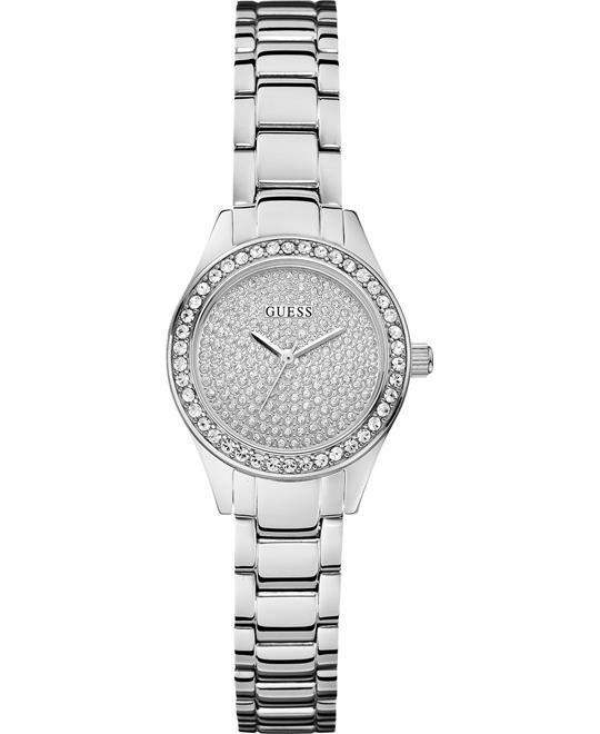GUESS Women's  Crystal Watch 27mm
