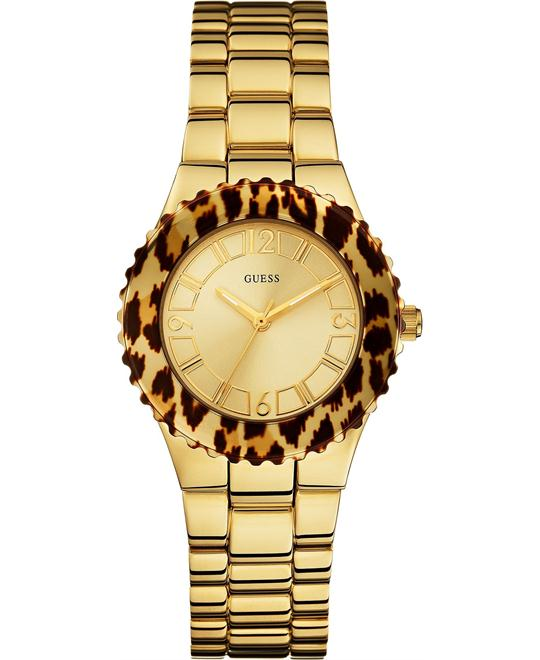 GUESS Feminine Animal Sport Women's Watch 35mm