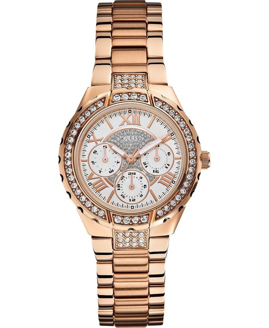 "GUESS ""Sparkling Hi-Energy""  Women's Watch 37mm"