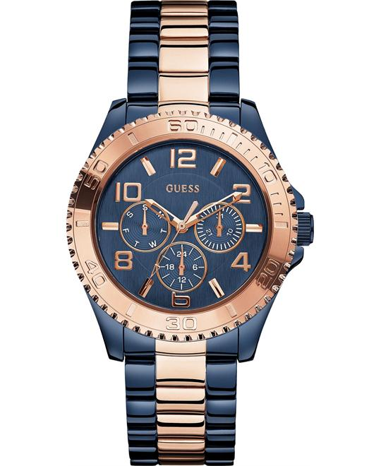 GUESS Women's Rose Gold Bracelet 40mm