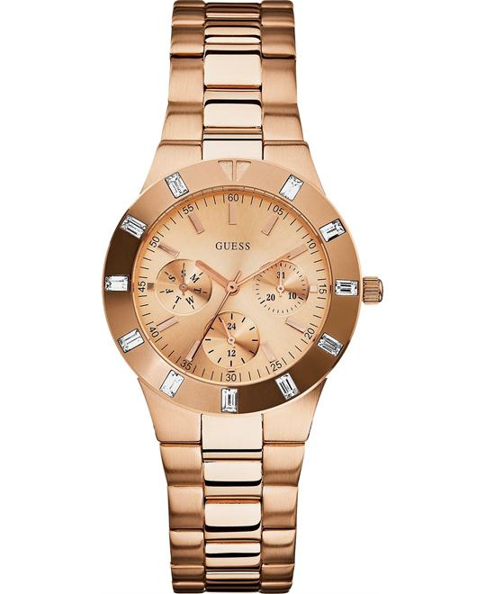 GUESS Feminine Hi-Shine Women's Watch 36mm