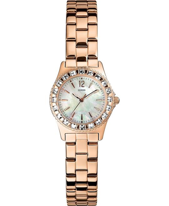 GUESS Petite Sport & Sparkle Women's Watch, 28mm